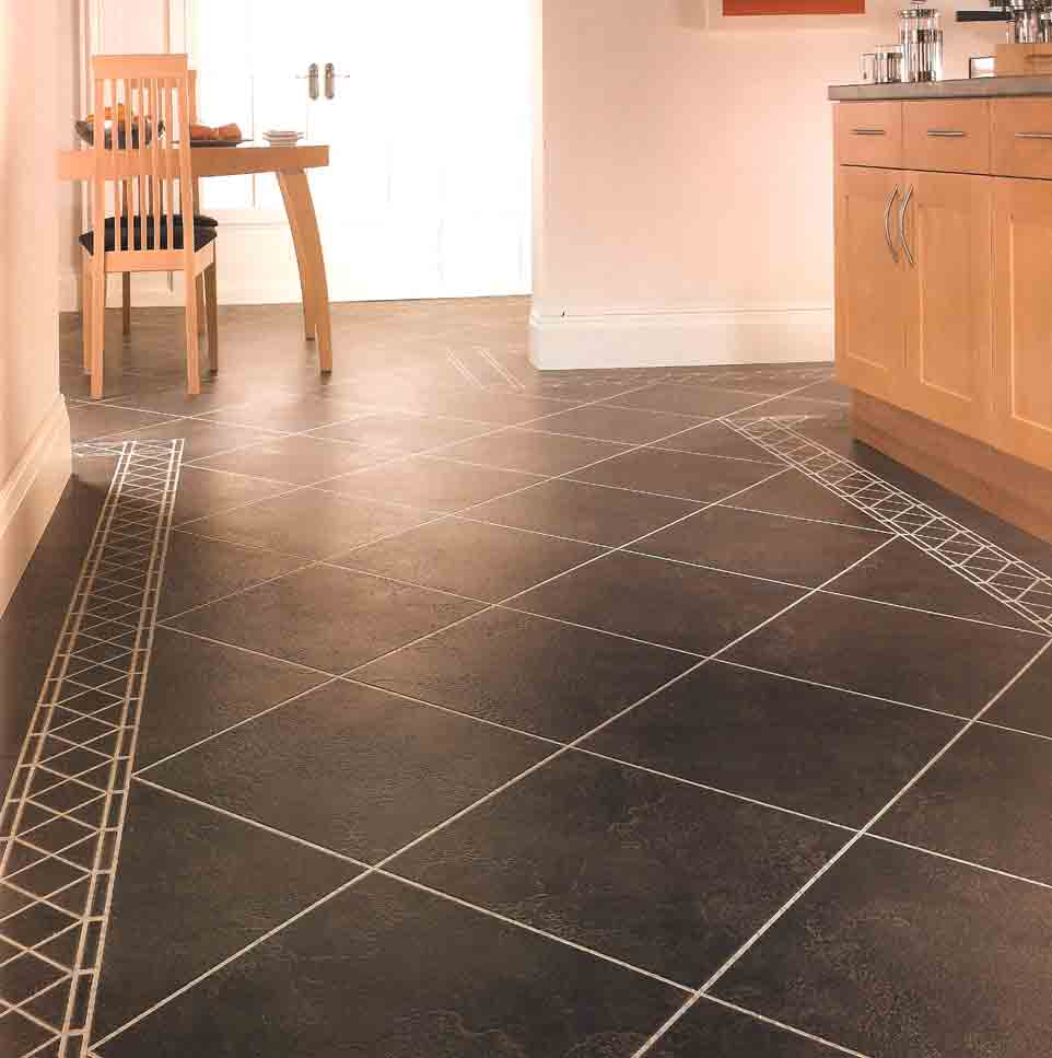 Jw flooring vinyl tiles for Laminate flooring over vinyl